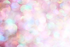 Light pink soft lights abstract background Stock Image
