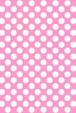 Light pink and white dots template phone wallpaper. This background is uses for phone wallpaper screen cover banners and book cover printing and all digital vector illustration
