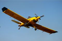 Light plane Stock Photography