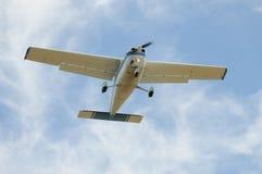 Light plane Royalty Free Stock Photo
