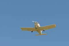 Light plane Royalty Free Stock Images