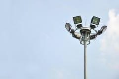 Light pole Stock Photos