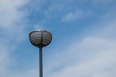 Light pole Royalty Free Stock Photos