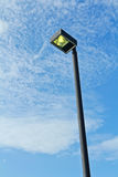 Light pole Royalty Free Stock Photo