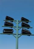 Light pole Royalty Free Stock Photo