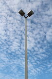 Light pole Stock Image