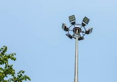 Light pole. Royalty Free Stock Image