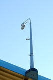 Light poles Royalty Free Stock Image