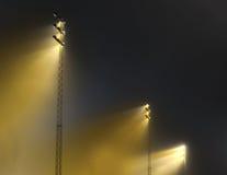 Light poles Royalty Free Stock Photo