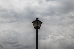 Light Post Royalty Free Stock Images