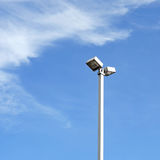 Light post Royalty Free Stock Photography