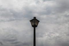 Light postar royaltyfria bilder