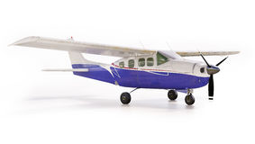 Light private plane Royalty Free Stock Photo
