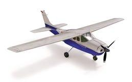 Light private plane Stock Photos
