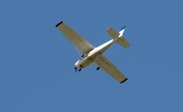 Light propeller airplane Stock Photography