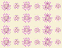Light Purple Flower Seamless Pattern#1 Stock Photos