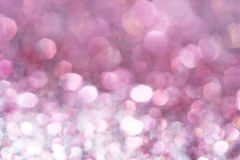 Light purple and pink soft lights abstract background Stock Photos