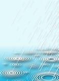 Light rain Stock Image