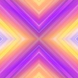 Light rays, abstract geometric colorful background in ultra violet purple and y yellow. Light rays on abstract geometric colorful backdrop. Futuristic technology Royalty Free Stock Photos