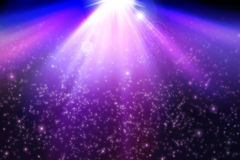 Light Rays Background Stock Images