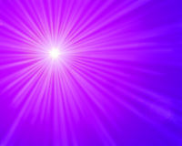 Light rays Royalty Free Stock Photo