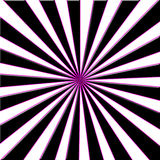 Light rays illustration Stock Photo