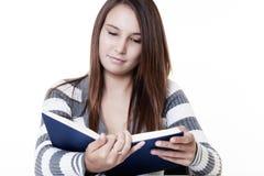 Light reading Stock Image