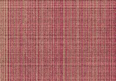 Light red and beige textile patterned background Stock Photos