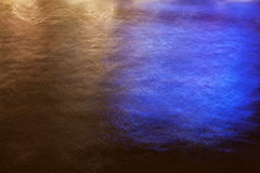 Light reflections on Water Royalty Free Stock Photography