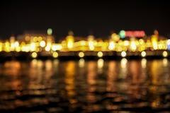 Light riverbank Stock Photos