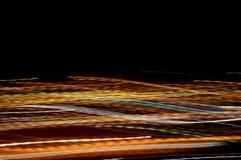 light rods Στοκ Φωτογραφίες