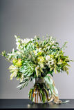 A light romantic bouquet Royalty Free Stock Photography