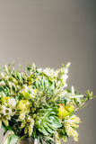Light romantic bouquet Royalty Free Stock Image