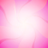 Light Rose background with Spiral Ornament Stock Photography