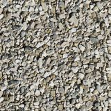 Light Rubble. Seamless Texture. Stock Photo