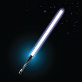 Light saber Stock Photo