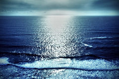 Light and sea Royalty Free Stock Photos