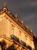 Light shines down on the old grand buildings of Merida, Mexico - MEXICO - SUN. Mérida, the vibrant capital of the Mexican state of Yucatán, has a rich stock images