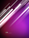 Light shiny straight lines background Stock Photo