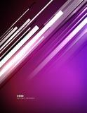 Light shiny straight lines background. Light shiny straight lines on color background. Abstract design template Stock Photo