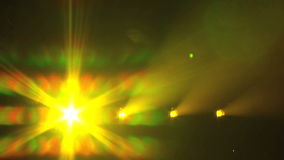 Light Show 1 stock footage