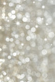 Light silver background Stock Images