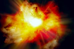 Light from sky . Religion background . Rays of light shining through clouds . Abstract big explosion . Light from sky . Religion background . Paradise heaven royalty free stock images