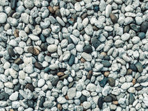 Light small pebbles. Stock Images