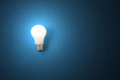 Light source. Royalty Free Stock Photography