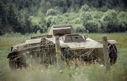 Light soviet. Tank T 60 Stock Images