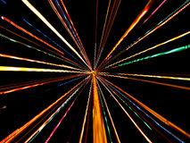 light speed Στοκ Φωτογραφία
