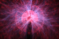 Light sphare. Artistic creational detail photo Royalty Free Stock Photo