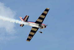 Light sports airplane Stock Images
