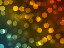 Light spot background Stock Photo